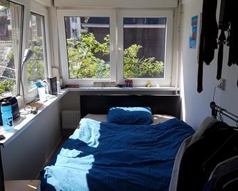 Kamer in Enschede, Oldenzaalsestraat op Kamernet.nl: Tijdelijke kamer in leuk studentenhuis!