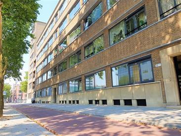 Kamer in Rotterdam, Rochussenstraat op Kamernet.nl: Ruim en volledig gemeubileerd 1 slaapkamer appartement