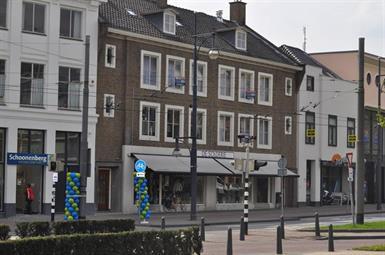 Kamer in Arnhem, Jansbinnensingel op Kamernet.nl: Sfeervolle bovenwoning