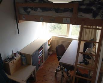 Kamer in Groningen, J.C. Kapteynlaan op Kamernet.nl: Kamer vrij in het vlaggenschip der mannenhuizen