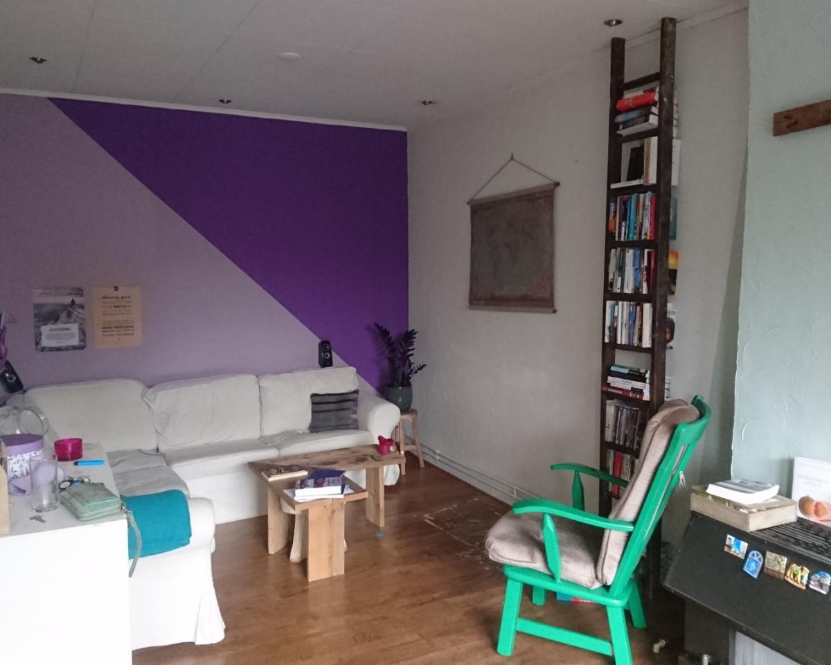 Kamer te huur op het Amelandseplein in Rotterdam