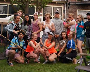 Kamer in Leiden, Boerhaavelaan op Kamernet.nl: BHXXX zoekt nieuwe huisgenoot!