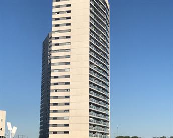 Kamer in Groningen, Boumaboulevard op Kamernet.nl: Gemeubileerd appartement  112 m2