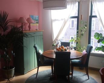 Kamer in Amsterdam, Balistraat op Kamernet.nl: An amazing private apartment in Amsterdam