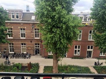 Kamer in Amsterdam, Domselaerstraat op Kamernet.nl: Karakteristieke woning in een sfeervolle rustige straat