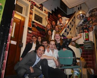 Kamer in Eindhoven, Willem Barentzstraat op Kamernet.nl: Gemeubileerde kamer in actief studentenhuis