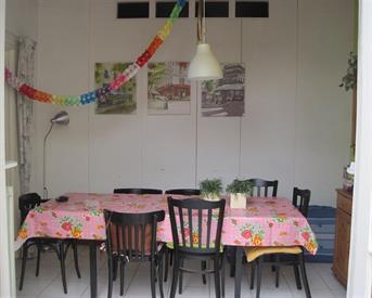Kamer in Maastricht, Meerssenerweg op Kamernet.nl: mooie kamer  te huur in net studentenhuis en grote tuin