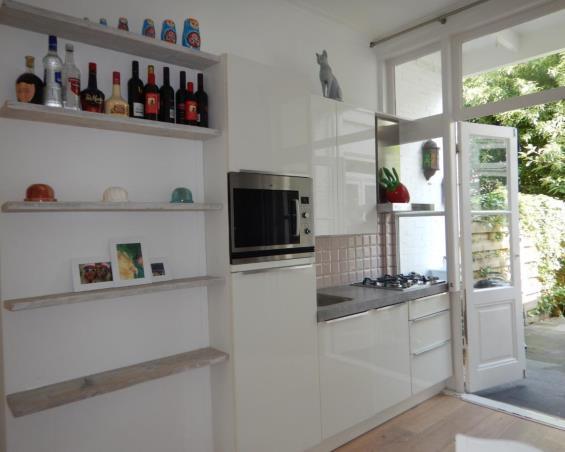 Appartement aan Bilderdijkstraat in Utrecht