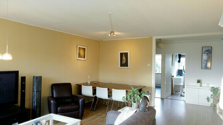 Kamer aan Fruinplantsoen in Utrecht