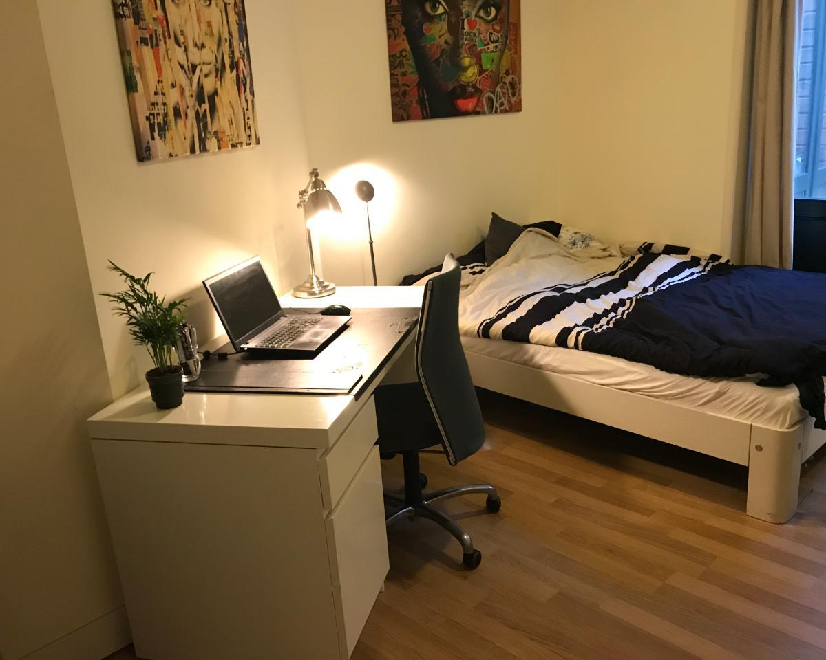 Kamer te huur in de Oude Vest in Leiden
