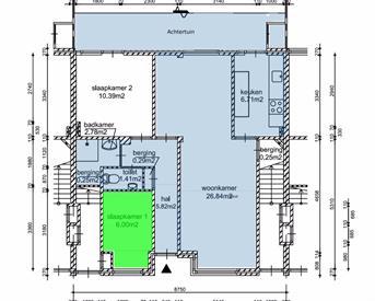 Kamer in Groningen, Zaagmuldersweg op Kamernet.nl: Kleine kamer, riante woonruimte - te huur