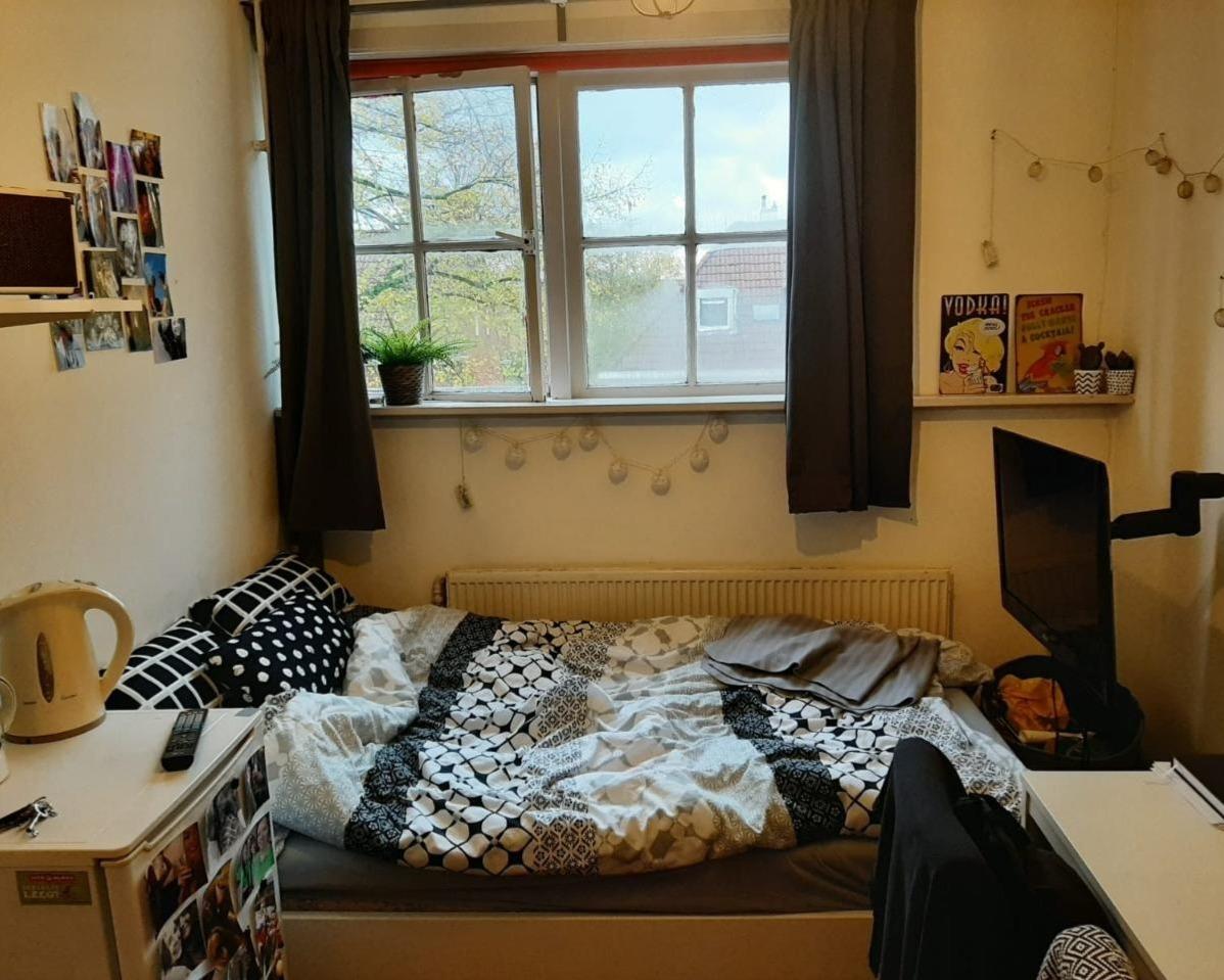 Kamer te huur in de Javalaan in Groningen