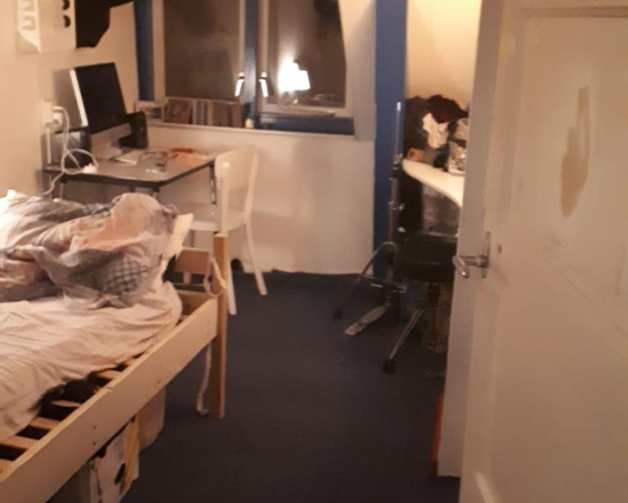 Kamer te huur in de Van Ittersumstraat in Zwolle