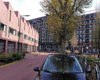 Kamer in Amsterdam, Feike de Boerlaan op Kamernet.nl: Kamer @ Borneo Eiland, vlakbij CS
