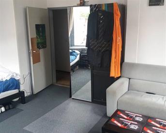 Kamer in Utrecht, Korte Koestraat op Kamernet.nl: Tijdelijke grote kamer midden in het centrum!