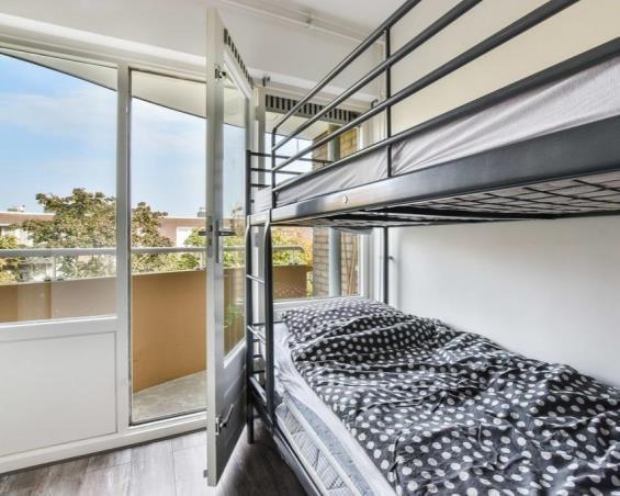 Appartement aan Willeskopstraat in Amsterdam
