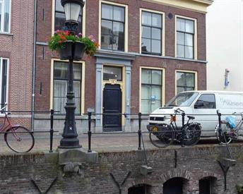 Kamer in Utrecht, Plompetorengracht op Kamernet.nl: Grachtenpand in hartje centrum!