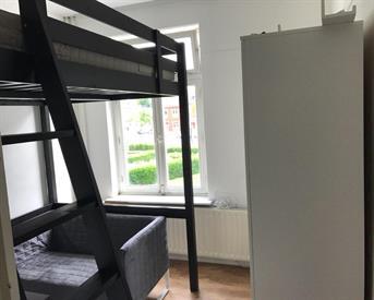 Kamer in Maastricht, Concordiastraat op Kamernet.nl: Kamer vrij in gezellig studentenhuis!