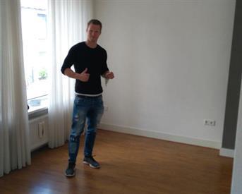 Kamer in Den Haag, Maarsbergenstraat op Kamernet.nl: Volledig nieuw studenthuis! Toplocatie!!