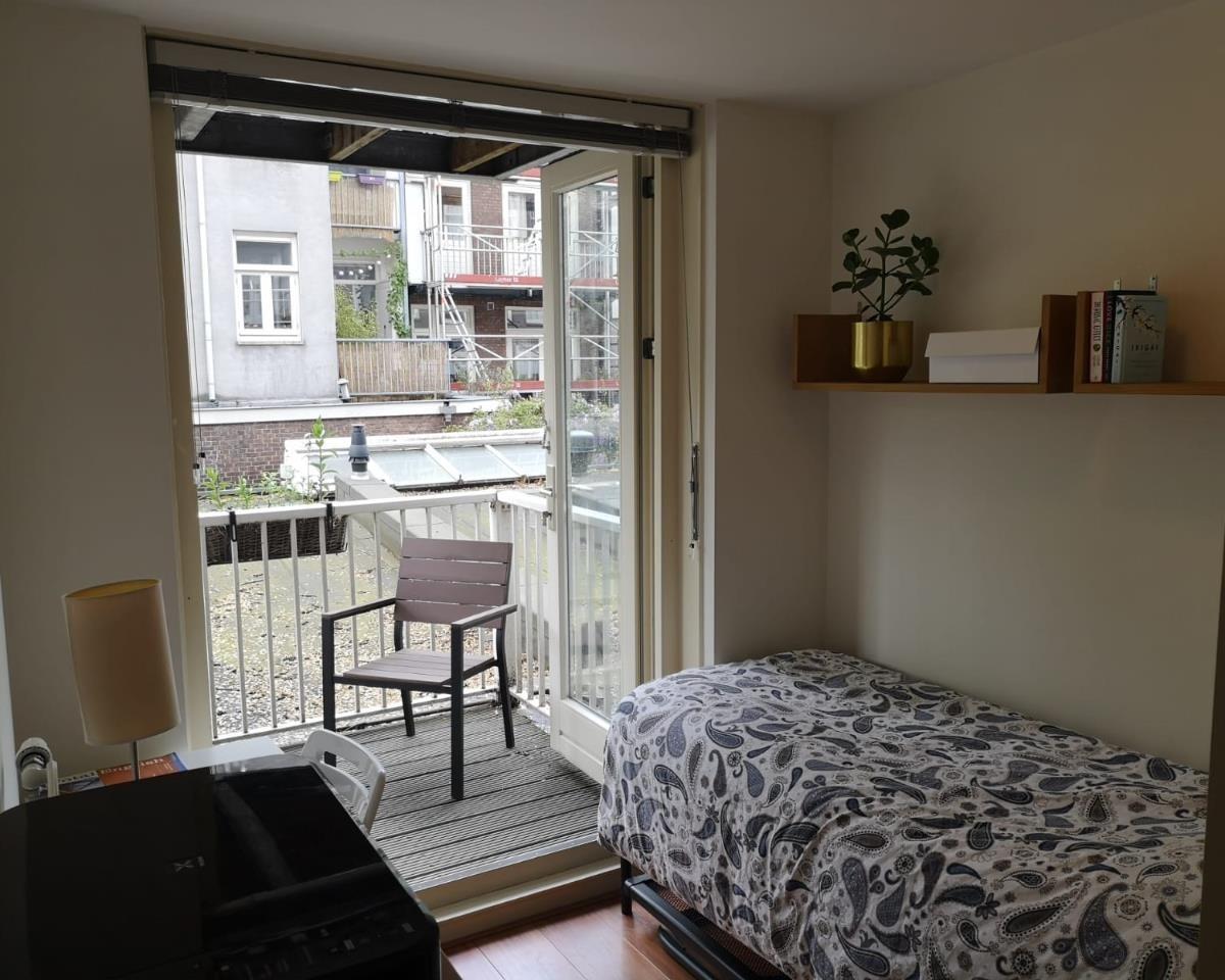 Kamer te huur in de Goudsbloemstraat in Amsterdam