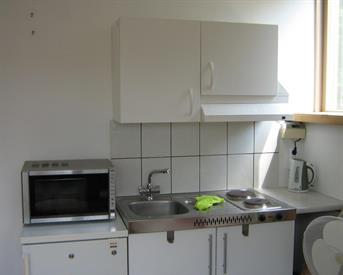 Kamer in Driebergen-Rijsenburg, De Havik op Kamernet.nl: Ruime goed onderhouden zolderkamer