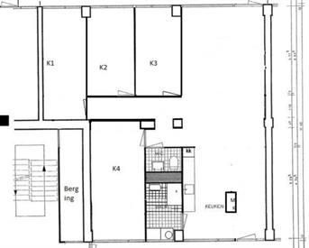 Kamer in Delft, Menno ter Braaklaan op Kamernet.nl: 5-kamer appartement te huur
