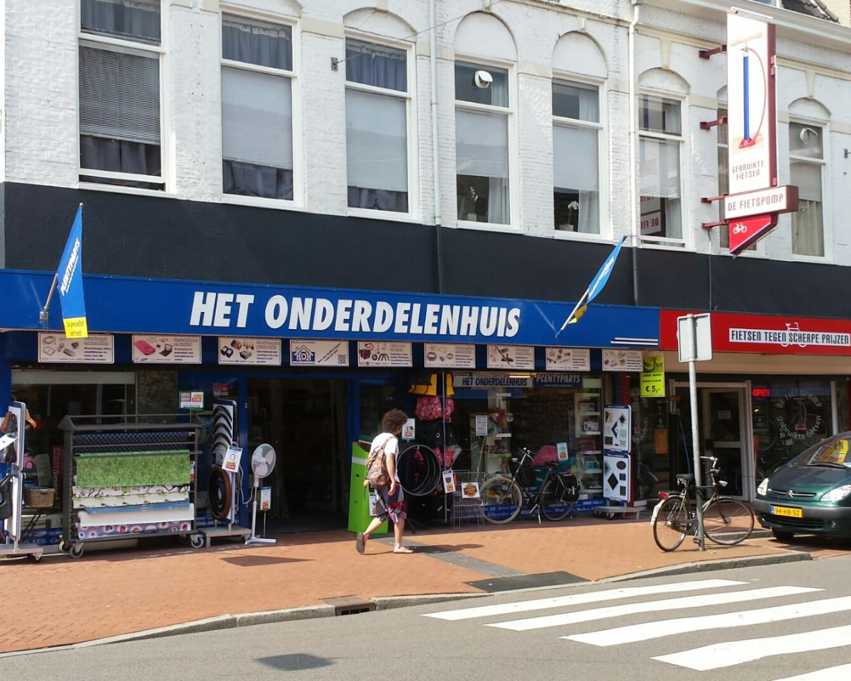 Kamer aan Violenstraat in Groningen