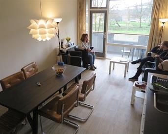 Kamer in Amsterdam, Kleiburg op Kamernet.nl: Kamer Zuidoost
