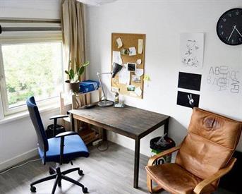 Kamer in Rotterdam, Gordelweg op Kamernet.nl: Spacious, nice room in Noord