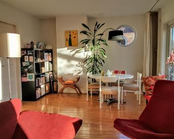 Kamer in Hilversum, Jacob van Campenlaan op Kamernet.nl: 4-kamer appartement omgeven door natuur