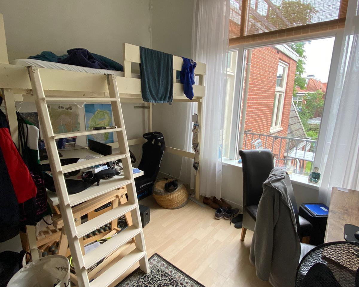 Kamer te huur in de Bankastraat in Groningen