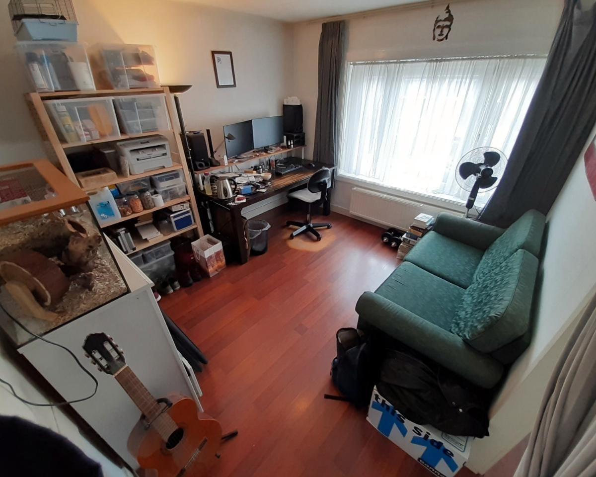 Kamer te huur in de Bergen op Zoomstraat in Eindhoven