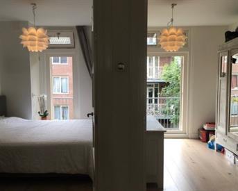 Kamer in Amsterdam, Rustenburgerstraat op Kamernet.nl: Gemeubileerd appartement voor koppel