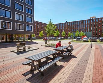 Kamer in Delft, Rontgenweg op Kamernet.nl: Nette studio, compleet gemeubileerd