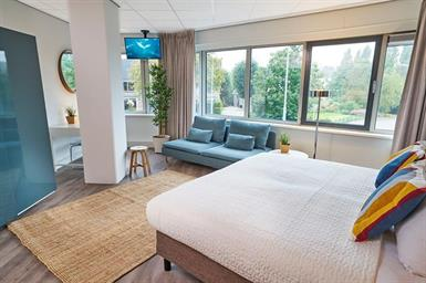 Kamer in Badhoevedorp, Meidoornweg op Kamernet.nl: Available 98 luxurious new studio-apartments