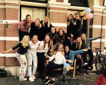 Kamer in Utrecht, Mgr. van de Weteringstraat op Kamernet.nl: Kamer te huur in hartje centrum in Utrecht