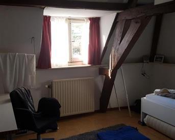 Kamer in Delft, Voorstraat op Kamernet.nl: Kamer in groot studentenhuis