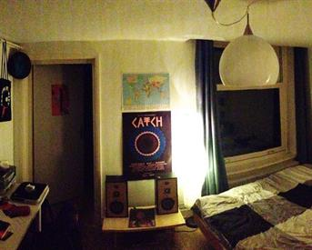 Kamer in Amsterdam, Dijkstraat op Kamernet.nl: Temporary room in the heart of the cit