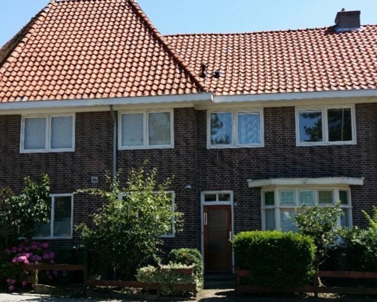 Kamer te huur aan de de Ruyterweg in Leeuwarden