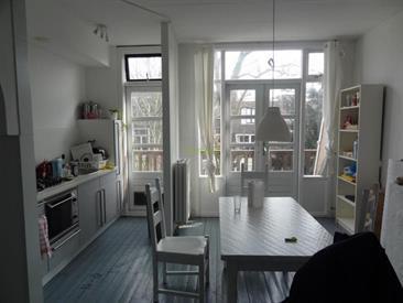 Kamer in Rotterdam, Lambertusstraat op Kamernet.nl: Zeer ruim en volledig gemeubileerde 4 kamer bovenwoning