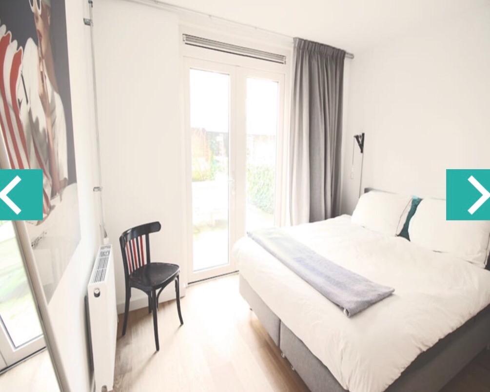 Kamer te huur in de Sanderijnstraat in Amsterdam