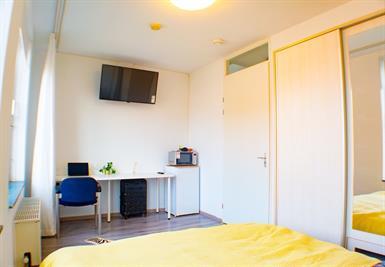 Kamer in Rotterdam, Maashaven N.z. op Kamernet.nl: Luxury Room In Rotterdam