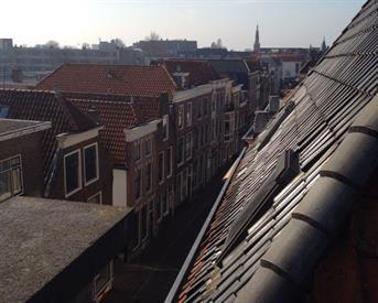 Kamer in Leiden, Hogewoerd op Kamernet.nl: Mooie kamer in hartje Leiden