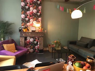 Kamer in Rotterdam, Borgesiusstraat op Kamernet.nl: Twee kamers van samen 50m2 in Rotterdam noord