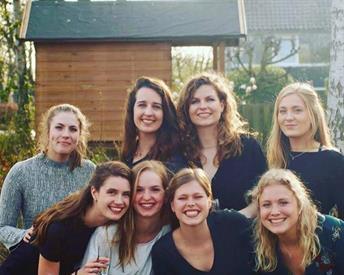 Kamer in Wageningen, Hoogstraat op Kamernet.nl: Tijdelijke kamer beschikbaar!!!
