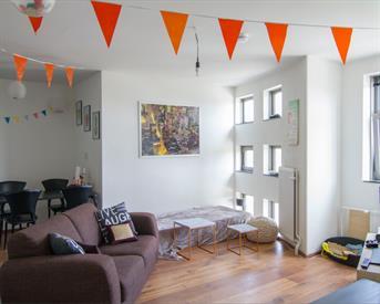 Kamer in Amsterdam, Strekkerweg op Kamernet.nl: Kamer beschikbaar in nieuw appartement