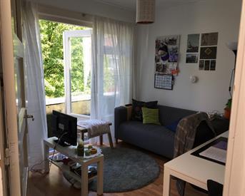 Kamer in Groningen, Professor Rankestraat op Kamernet.nl: **tijdelijke huisgenote gezocht**