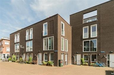Kamer in Utrecht, Anthoniedijk op Kamernet.nl: Prachtige hoekwoning met dakterras en parkeerplaats