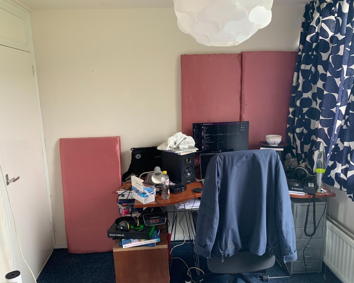 Kamer te huur in de Kwelderstraat in Leeuwarden