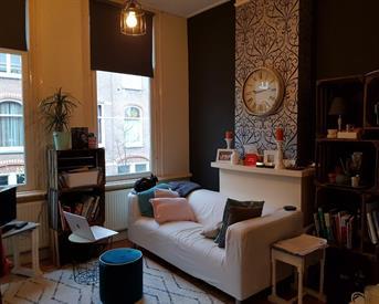 Kamer in Utrecht, Staalstraat op Kamernet.nl: Vrouwelijke huisgenoot (21+) gezocht!